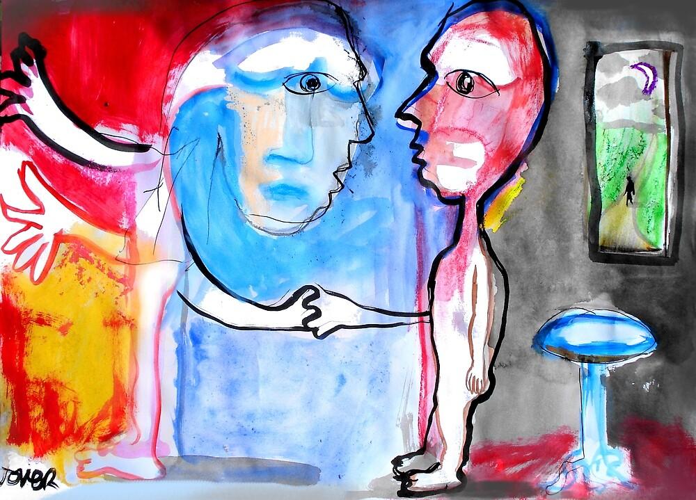 metamorphosis by Loui  Jover