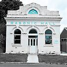 Beaufort Masonic Hall, Victoria by lilleesa78