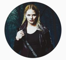 "Emma Swan Comic Poster ""The Dark One"" Logoless Design One Piece - Short Sleeve"
