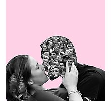 She's Got a Boyfriend Anyway Photographic Print