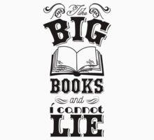 I like big books and i cannot lie One Piece - Long Sleeve
