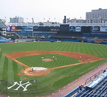 Old Yankee Stadium 1923-2008 by Ryan Fritch