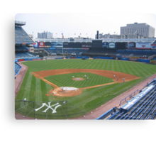 Old Yankee Stadium 1923-2008 Canvas Print