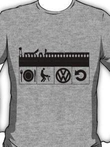 photo strip T-Shirt