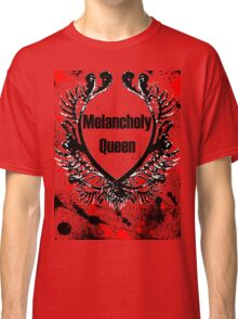 Melancholy Queen Classic T-Shirt