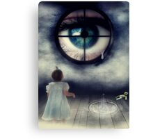 See Emily Play... Canvas Print