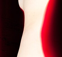 I see red by Jessica Melanson