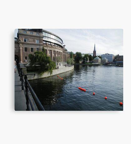 Sweden 2009 Canvas Print