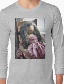 Old Doll Long Sleeve T-Shirt