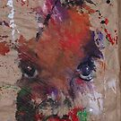 Face, Bernard Lacoque-67 by ArtLacoque