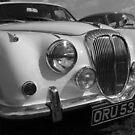 Classic Jaguar MR2 by dansLesprit
