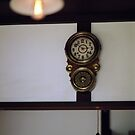 a wall clock by yosshie