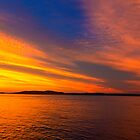 Sunset View - Nelson Bay New South Wales by Leonardo Tarjadi