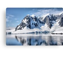 Antarctic Drive By Canvas Print