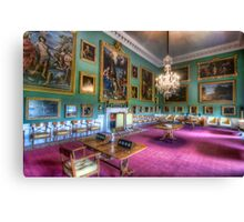 Stourhead House Canvas Print