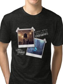 Strange Like That Tri-blend T-Shirt
