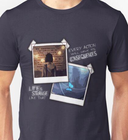 Strange Like That Unisex T-Shirt