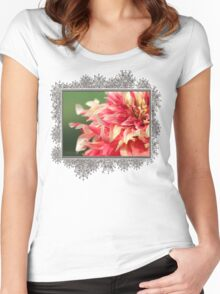 Dahlia named Bodacious Women's Fitted Scoop T-Shirt