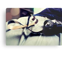For the love of film Metal Print
