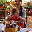 A Happy Birthday Cake by joycee