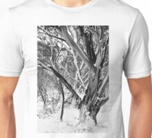 0528 Snowgums in Snow  Unisex T-Shirt