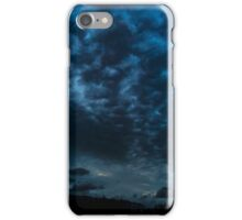 Below the Oceanic Sky iPhone Case/Skin