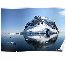 Antarctic Peninsula Poster