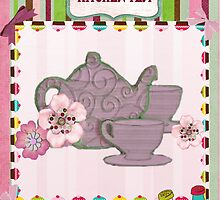 Kitchen Tea Card - For The Bride To Be by judygal