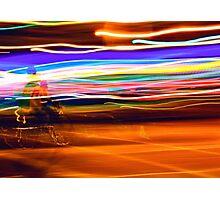 Super Cyclin' (New York 2012) Photographic Print