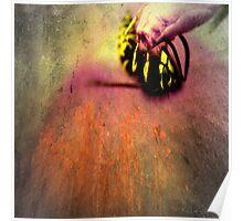 Wasp Art Poster