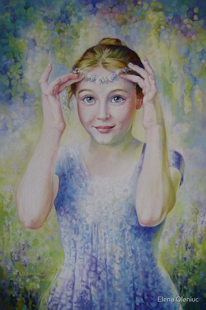 Innocence by Elena Oleniuc