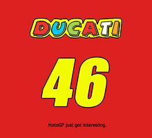 Ducati MotoGP T-Shirt Unisex T-Shirt