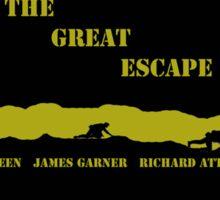 The Great Escape Sticker