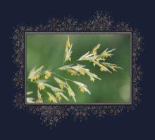 Flowering Brome Grass One Piece - Short Sleeve