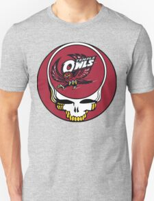 Temple Owls Steal Your Face T-Shirt