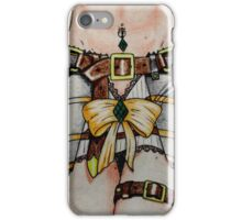 Alice's Skirt iPhone Case/Skin