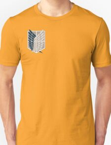 Attack on Titan merch Straight from Shiganshina District T-Shirt