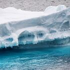 Old man iceberg by Robyn Lakeman