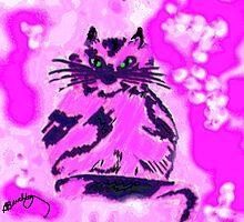 Giddy Kitty  by ShaShu
