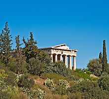 Temple of Hephaestus by Konstantinos Arvanitopoulos