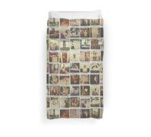 Taylor Swift 1989 Polaroids Duvet Cover