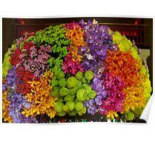 flower bouquet Poster