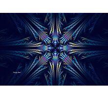 Elliptic Splits Tutorial Photographic Print