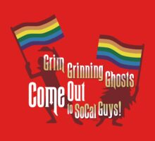 Grim Grinning Ghosts Come Out to SoCal Guys by Bear Pound