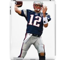 Tom Brady Pass/Throw iPad Case/Skin