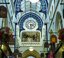 Thorntons Arcade. by Lilian Marshall