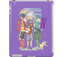 Team LSN iPad Case/Skin