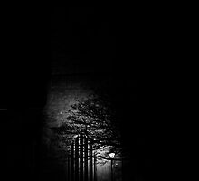 Church by night by lendale