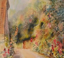 Hillside street Hythe kent by Beatrice Cloake Pasquier