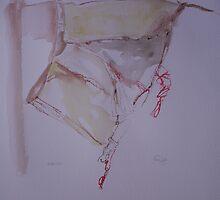 Corset  by Catrin Stahl-Szarka